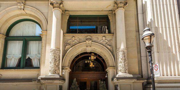 Le mari de Pauline Marois, Claude Blanchet, met en vente son penthouse pour 4,9