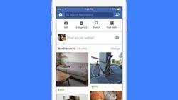 Les utilisateurs Facebook pourront vendre et acheter avec