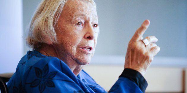 Décès de Lise Payette: la Fédération des femmes du Québec explique son