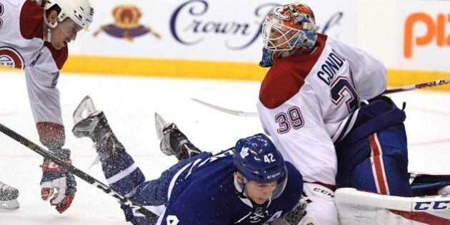 Hunwick joue les héros en prolongation, les Leafs battent le Canadien