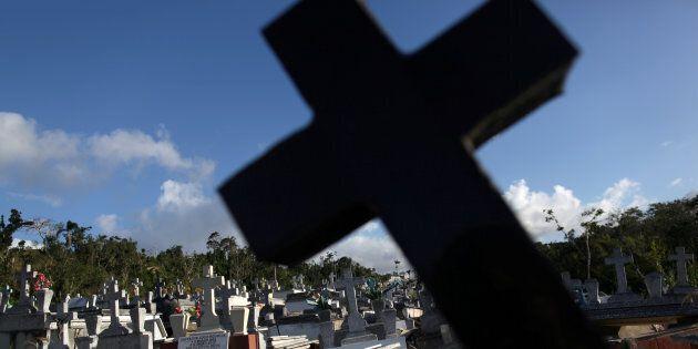 Trump conteste le bilan des morts de l'ouragan Maria à Porto Rico en