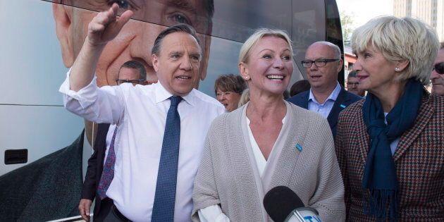 La Coalition avenir Québec met 30 M$ sur la table pour des sorties et des livres à