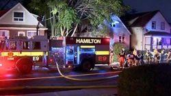 Un incendie a fait trois morts et trois blessés en