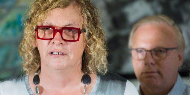 Michelle Blanc reste muette sur ses propos sur les Juifs