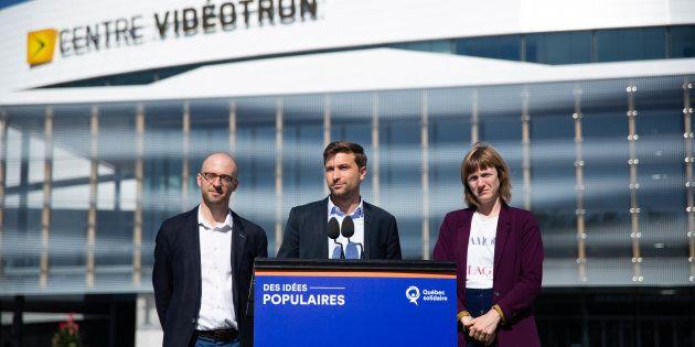 Québec solidaire veut protéger les jeunes athlètes en revoyant les normes du