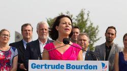 Gertrude Bourdon collaborera à «l'enquête» de