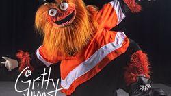 Cette nouvelle mascotte de la LNH donnera des cauchemars à vos