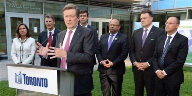 Sommet des maires canadiens sur le logement à
