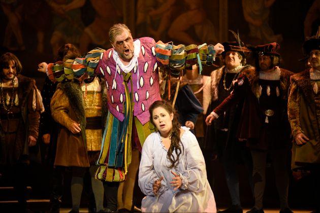 «Rigoletto» de Verdi ouvre brillamment la saison de l'Opéra de
