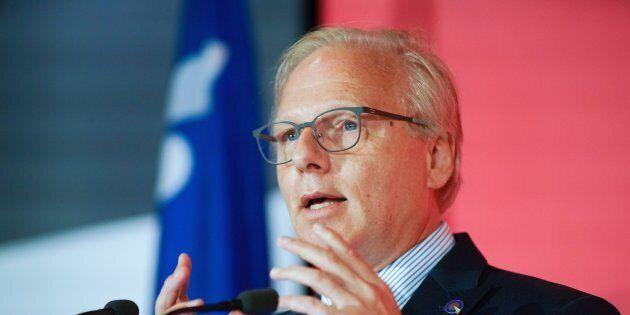 Le Parti québécois offrirait du transport en commun moins cher en dehors des heures de