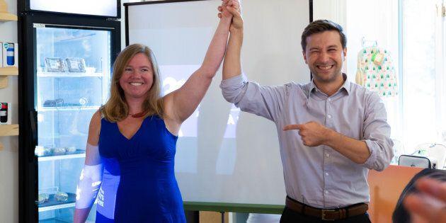 Québec solidaire part en tournée des campus pour gagner le vote
