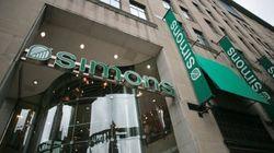Cinq nouveaux magasins Simons d'ici cinq ans (Journal de
