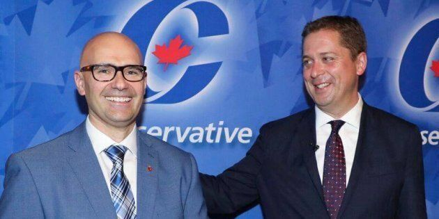 Le Parti conservateur du Canada recrute le Québécois Dave