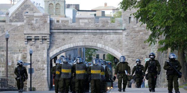 La mission d'observation au G7 de Charlevoix conclut à de multiples violations de droits