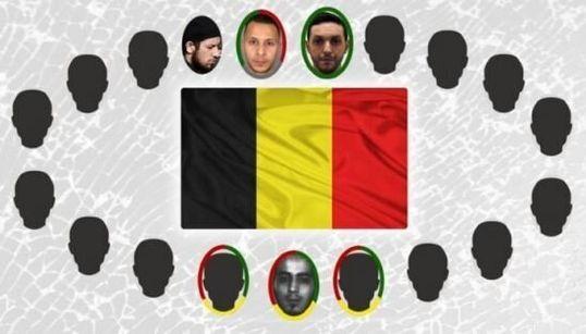 Le «puzzle» des attentats de Paris peu à peu