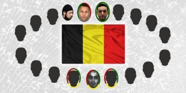 Najim Laachraoui, Abid Aberkan... Le «puzzle» des attentats de Paris peu à peu