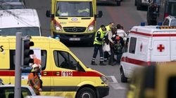 Les explosions à l'aéroport et dans le métro de Bruxelles en images