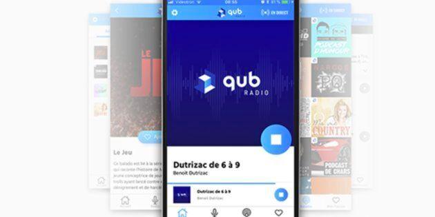 Benoît Dutrizac fait son retour avec la nouvelle webradio QUB de