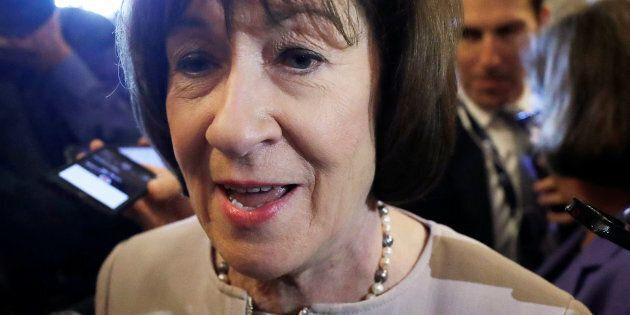 La sénatrice Susan Collins accorde son vote et assure la nomination de