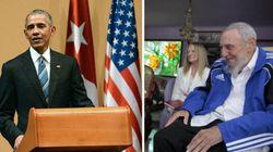 Obama ne rencontrera pas Fidel