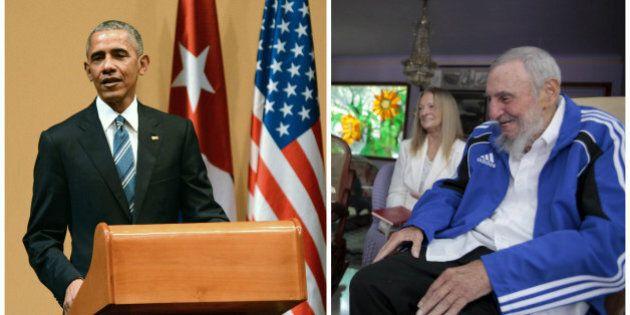 Barack Obama ne rencontrera pas Fidel