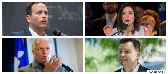 Course à la chefferie du Parti québécois: 2e débat de blogues entre les