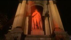 La statue de John A. Macdonald aurait été à nouveau