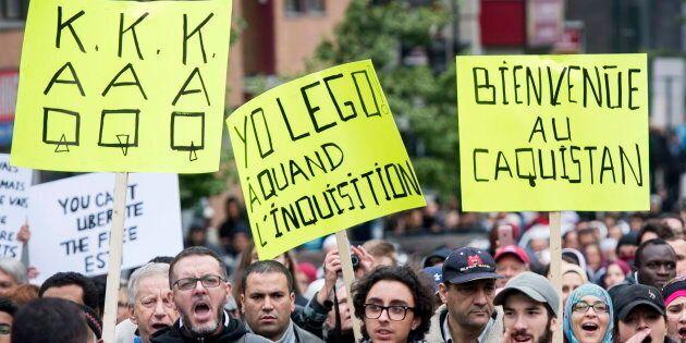 C'est bizarre, je ne savais pas que la CAQ allait voter une loi empêchant les gens de travailler et de...
