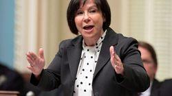 L'ex-ministre péquiste Élaine Zakaïb succombe au