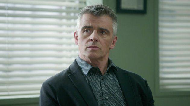 Patrice Godin interprète le sergent-détective Yannick Dubeau dans «District 31».
