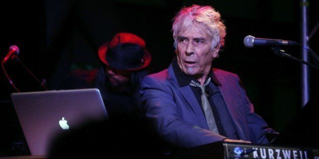 British musician John Cale performs during a concert to celebrate the 30th anniversary of the Fondation Cartier, on October 23, 2014 in Paris. AFP PHOTO/FRANCOIS GUILLOT        (Photo credit should read FRANCOIS GUILLOT/AFP/Getty Images)