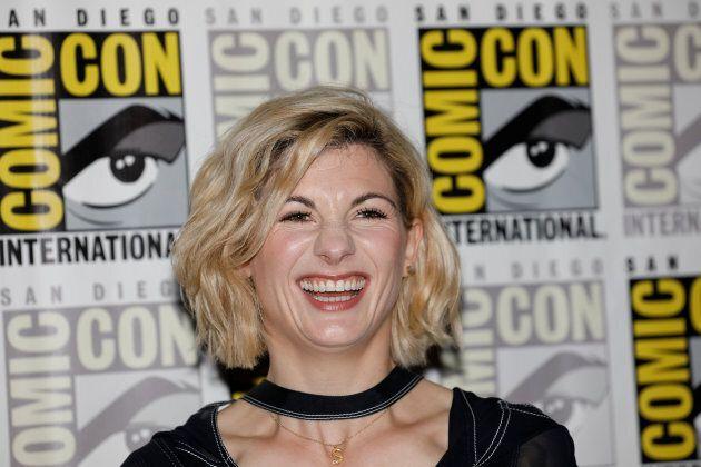 La première femme Doctor Who espère être un modèle pour