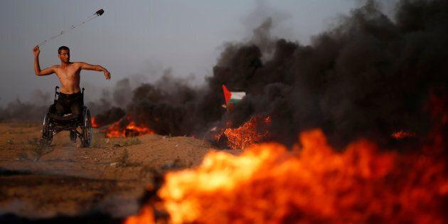 La tragédie à laquelle nous assistons dans la bande de Gaza n'est pas le résultat d'une opposition binaire,...