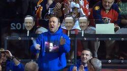 Pour une soirée « Kevin Spacey », Kevin Spacey se déguise en Kevin