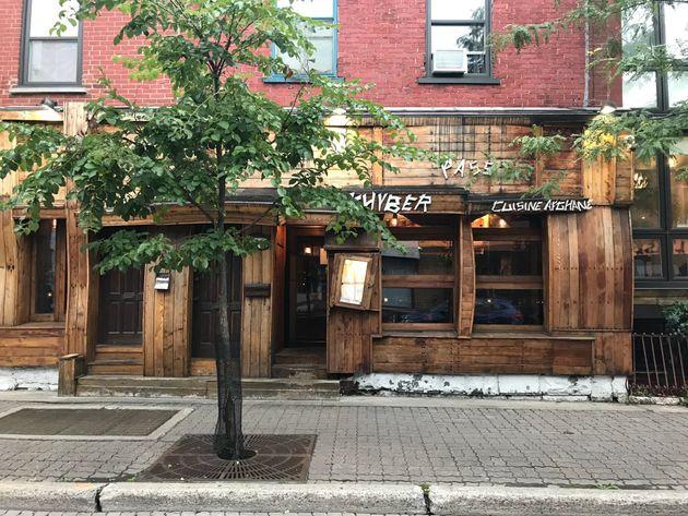 Ce restaurant du Plateau-Mont-Royal devra changer de