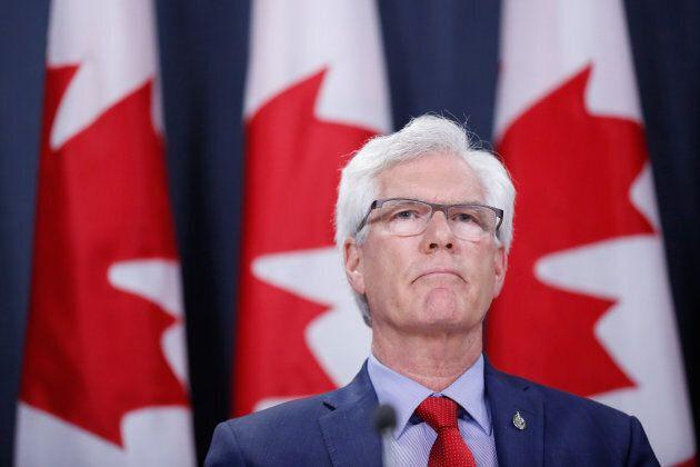 Le ministre canadien du Commerce, Jim Carr, estime que la meilleure voie à suivre pour sauver l'OMC est...