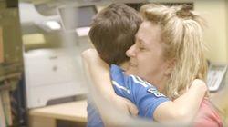 Des infirmières de Québec reçoivent une surprise