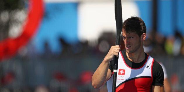 Adam van Koeverden aux Jeux olympiques d'été de
