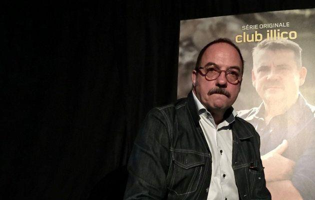 Denis Bernard au dévoillement de la programmation du Club