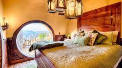Cette superbe «maison de Hobbit» est à louer sur Airbnb