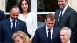 La popularité d'Emmanuel Macron loin derrière celle d'Edouard