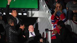 Le Canadien blanchi après une cérémonie riche en émotions avec Jacques