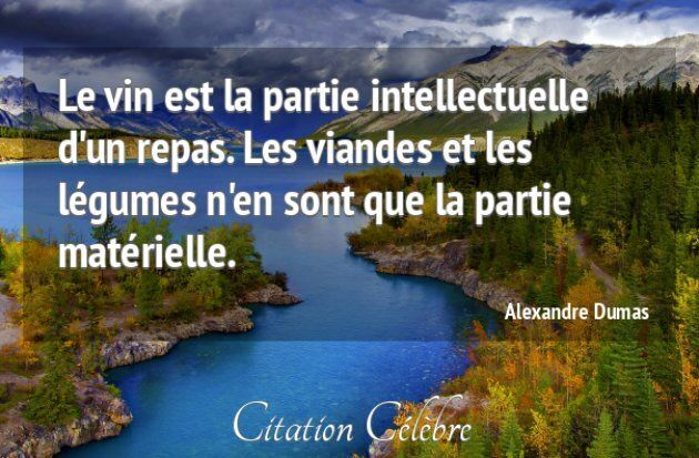 Citation d'Alexandre Dumas