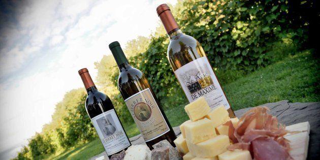 12 vins québécois parmi les plus primés et les plus