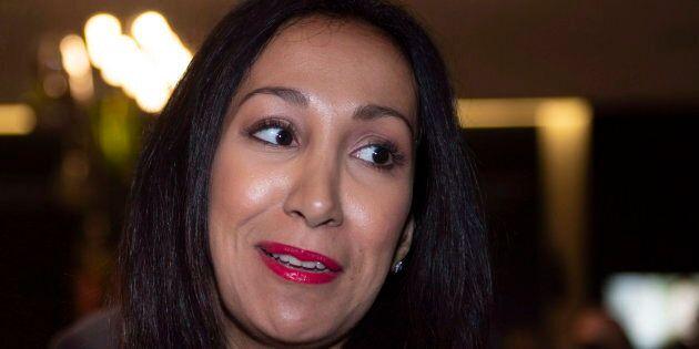 Marwah Rizqy a été élue dans la circonscription de Saint-Laurent lors des élections du 1er octobre