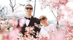 Ces photos de mariages printaniers sont une bouffée d'air