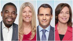 Voici les nouveaux députés libéraux qui ont été