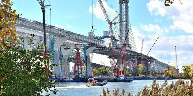 L'ouverture du nouveau pont Champlain reportée en