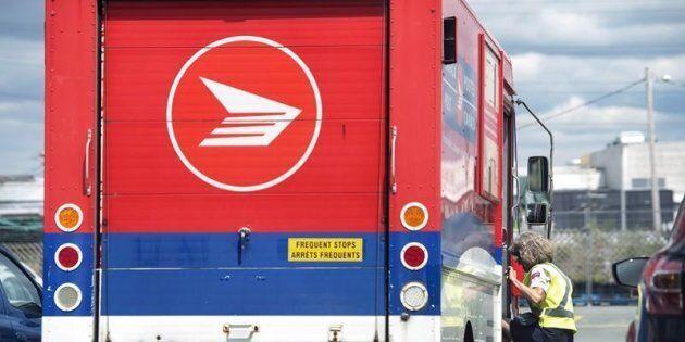Postes Canada: avis de grève du syndicat pour lundi