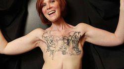 Quand le tatouage sert d'arme contre la